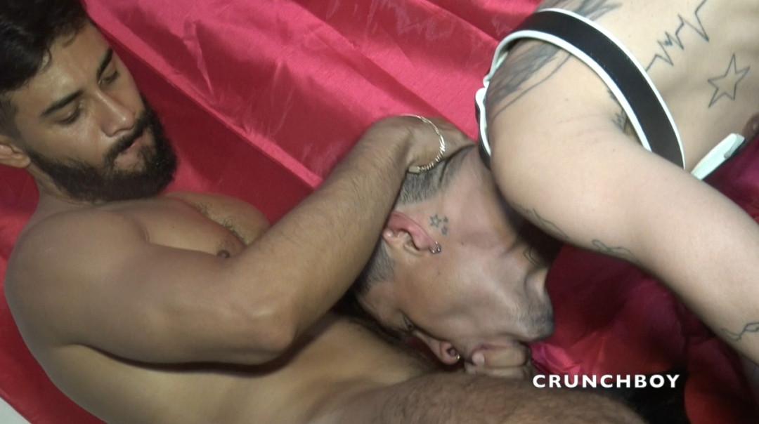 Diego Aracena foutré par le sexy rebeu Barbon