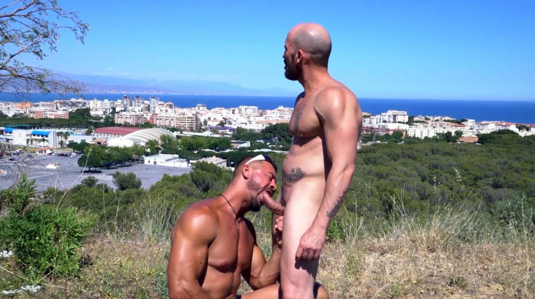L20397 MISTERMALE gay sex porn hardcore fuck videos butch hairy hunks macho men muscle rough horny studs cum sweat 11