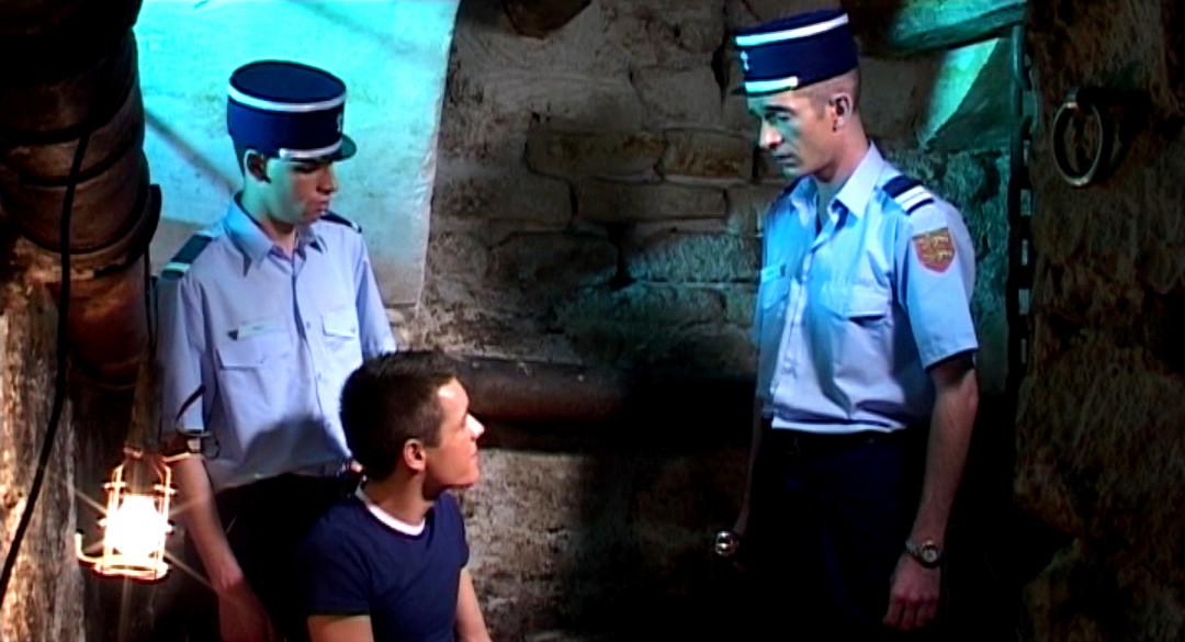 Interrogation Fornication