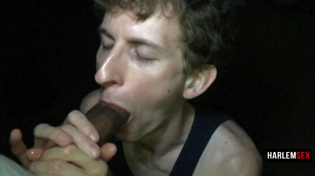 Open your mouth boy!