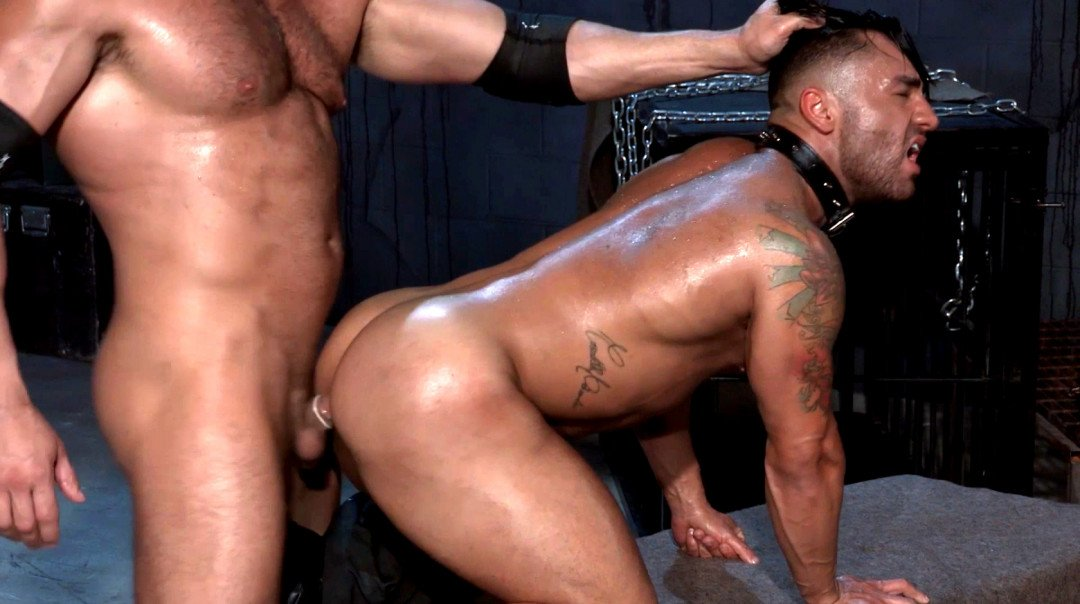 The big dick that turns you into a gay slut