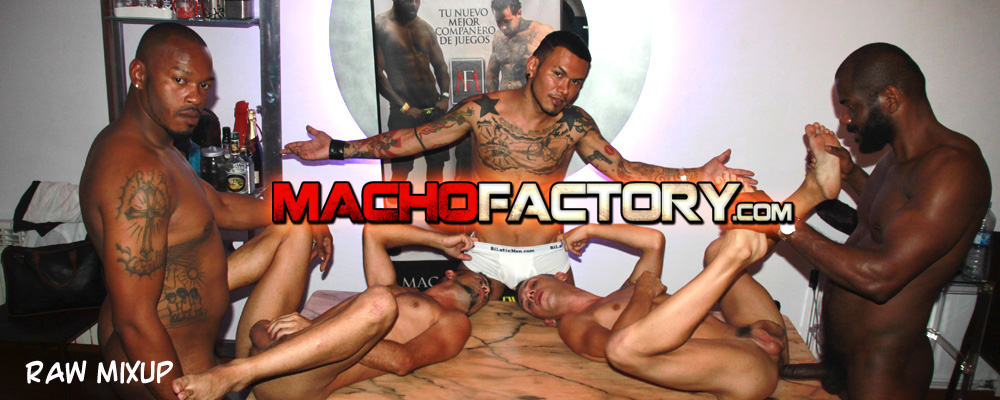 Macho Factory - Raw Mixedup