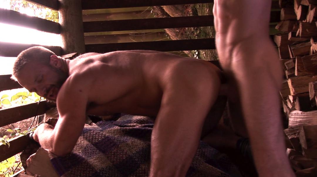 Young Gay Kayden Gray destroys a gay daddy's ass