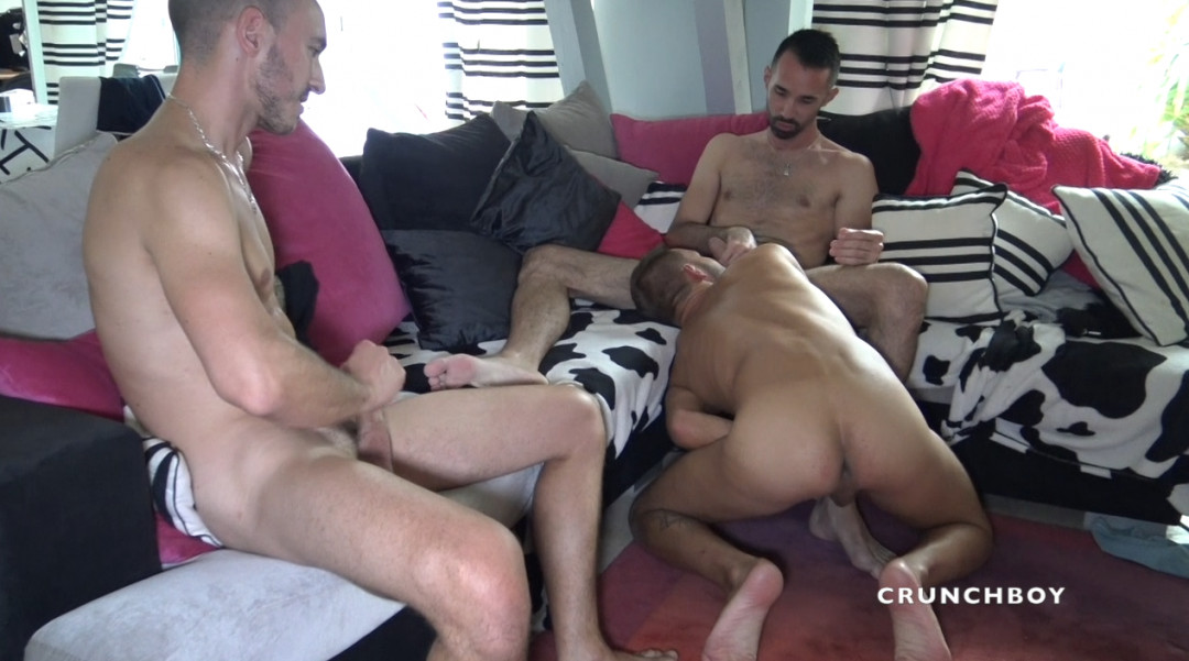 KEVIN ASS dosed by STEVEN DICK and his buddy