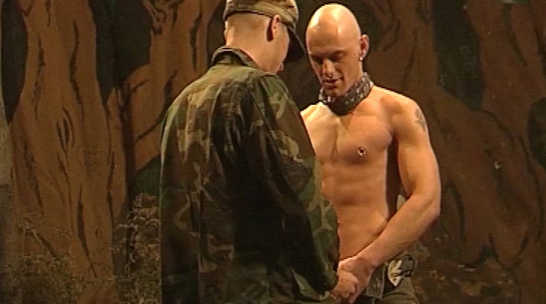 Skinhead Vs Soldier