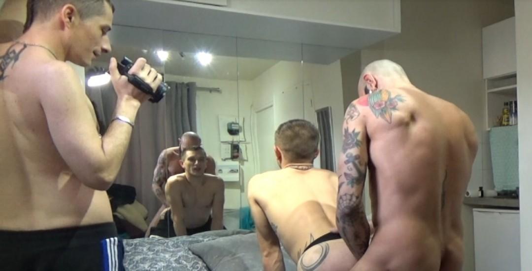 Webcam Porn Frenchtwink fucked bareback by daddy XXL