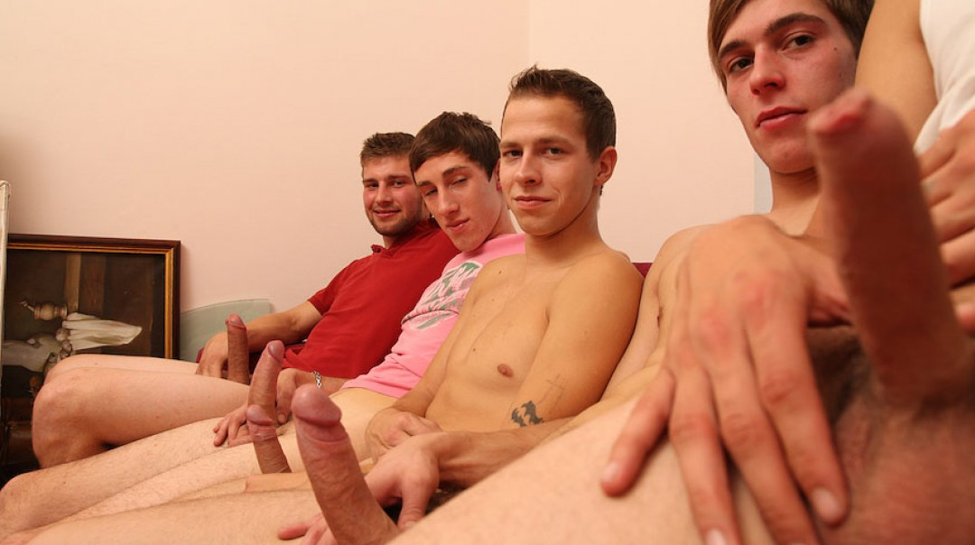 Circle Jerk For The Whole Gang