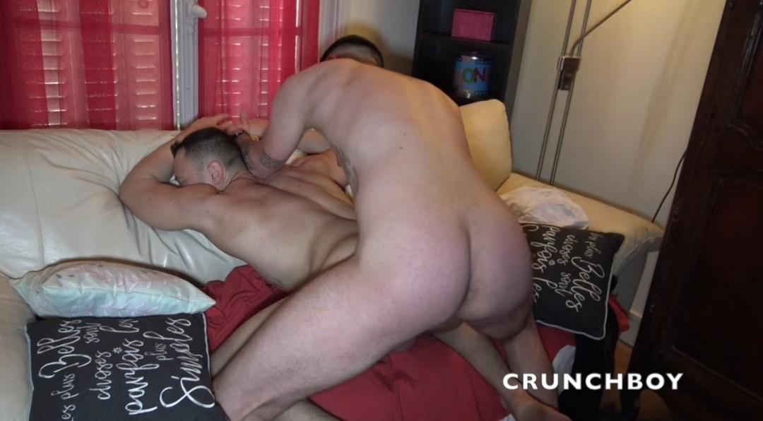Le 1er porno de Guit Guys, frequent par Hugo TARA