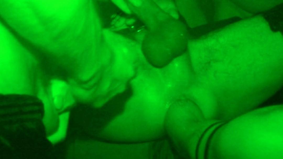 Hiddent cam in sex club