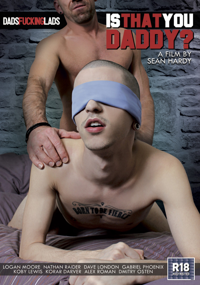 Is That You Daddy   DVD Inlay